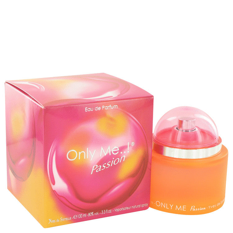Only Me Passion Eau De Parfum Spray By Yves De Sistelle