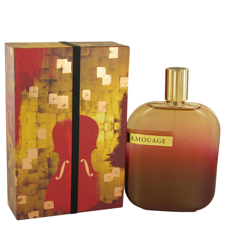 Opus X Eau De Parfum Spray (Unisex) By Amouage