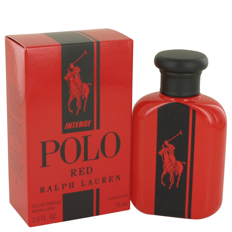Polo Red Intense Eau De Parfum Spray By Ralph Lauren