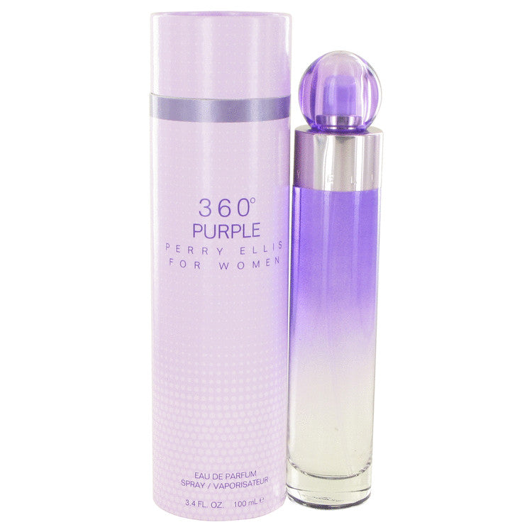 Perry Ellis 360 Purple Eau De Parfum Spray By Perry Ellis