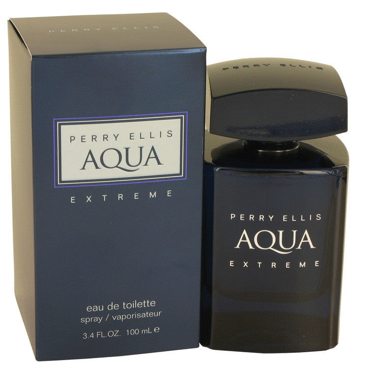 Perry Ellis Aqua Extreme Eau De Toilette Spray By Perry Ellis