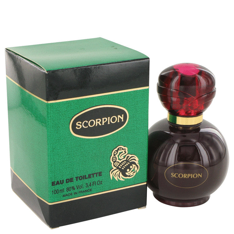 Scorpion Eau De Toilette Spray By Parfums JM