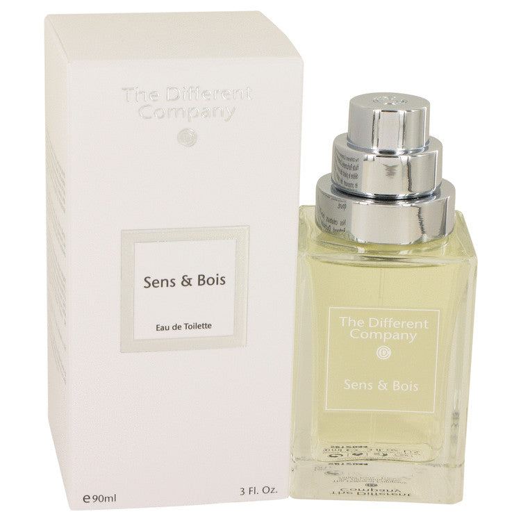 Sens & Bois Eau De Toilette Spray By The Different Company