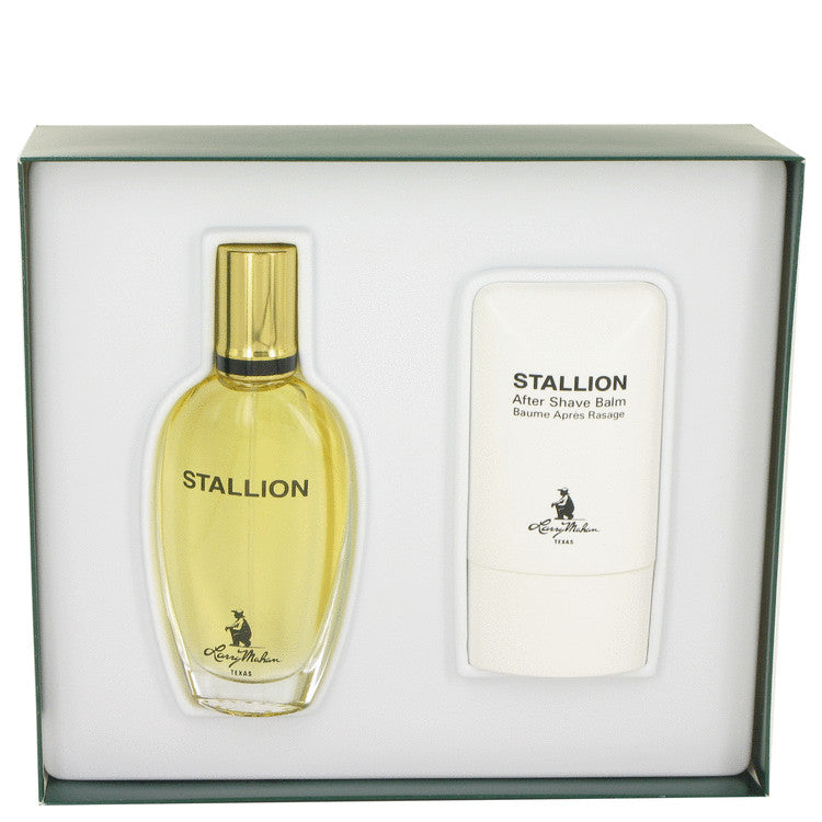 Stallion Gift Set By Larry Mahan