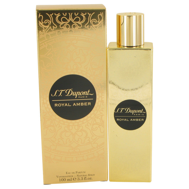 St Dupont Royal Amber Eau De Parfum Spray (Unisex) By ST Dupont