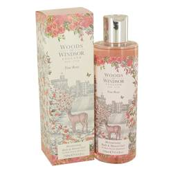 True Rose Shower Gel By Woods of Windsor