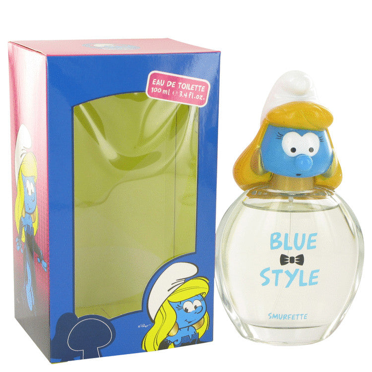 The Smurfs Blue Style Smurfette Eau De Toilette Spray By Smurfs