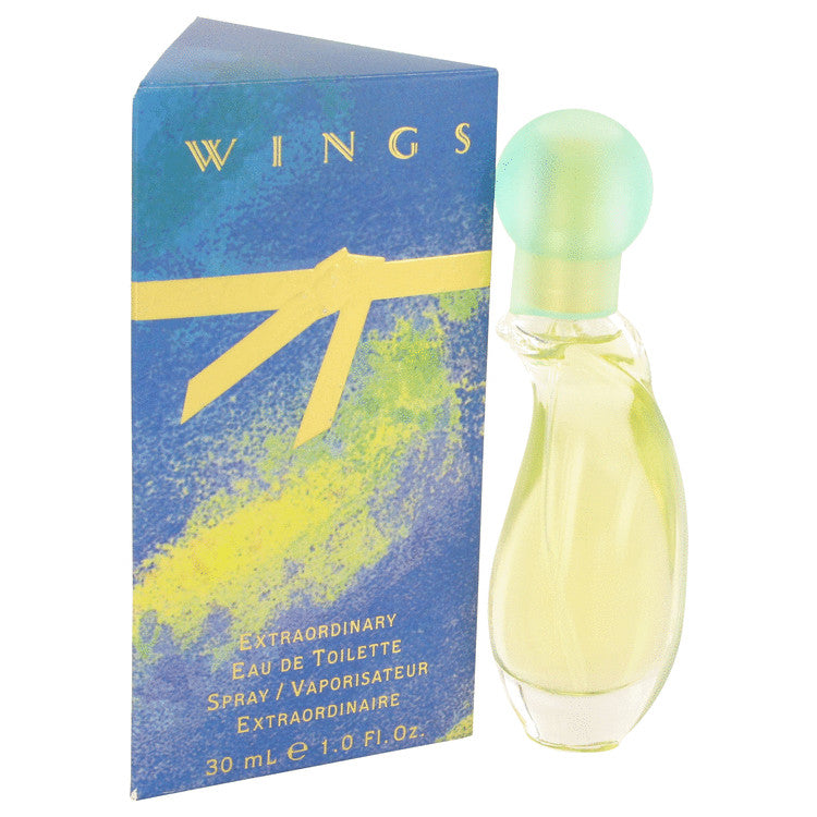 Wings Eau De Toilette Spray By Giorgio Beverly Hills
