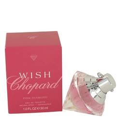 Wish Pink Diamond Eau De Toilette Spray By Chopard