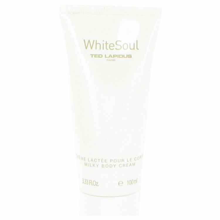 White Soul Body Cream By Ted Lapidus