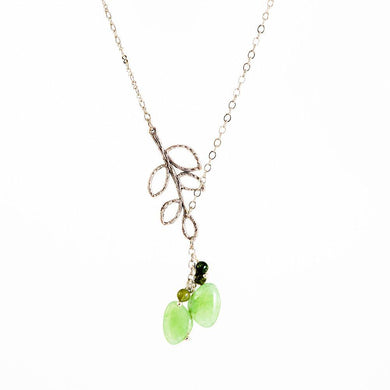 Eden Necklace / Pendant - Olive Branch, Asia