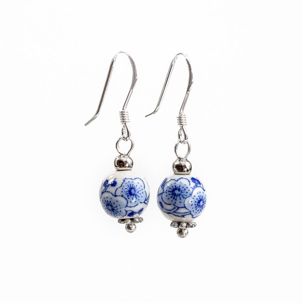 Eden Earrings - Sweet Ceramic, Asia