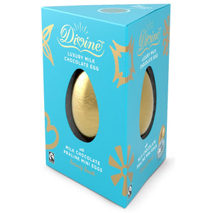Divine Luxury Chocolate Egg, Ghana