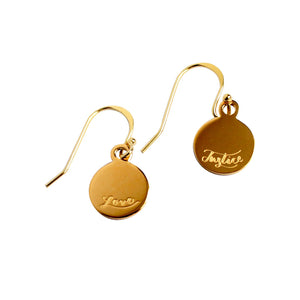 Eden Earrings - Eternal Truth, Asia
