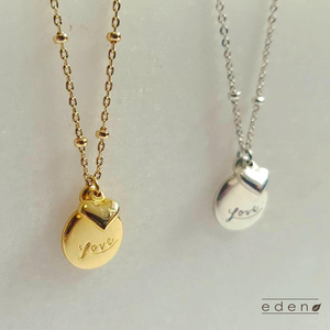 Eden Necklace / Pendant - Courageous Heart, Asia