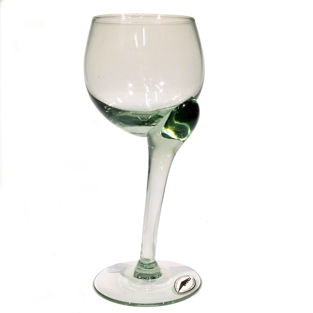 Round White Wine Glass, Swaziland