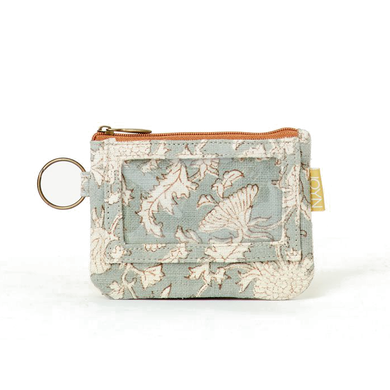 JOYN Cotton ID / Keyring Pouch, India