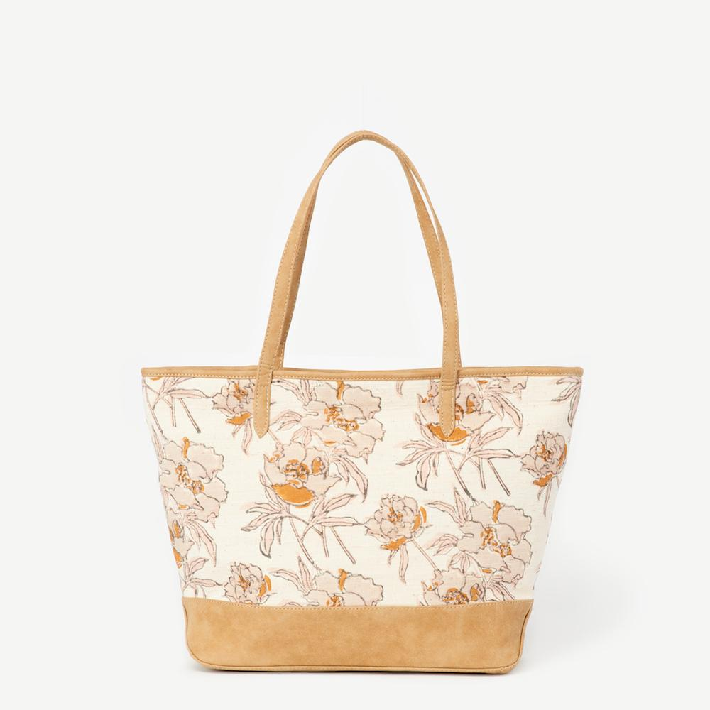 Joyn Vegan Tote With Top Zip, India