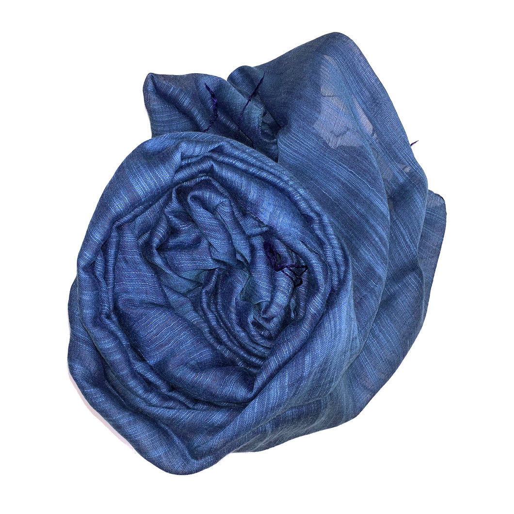 Silk / Cotton Scarf, Vietnam