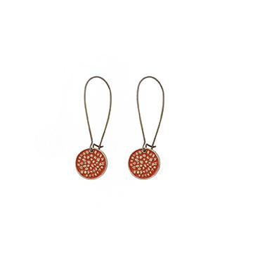 Eden Earrings - Thriving Through Desert, Asia