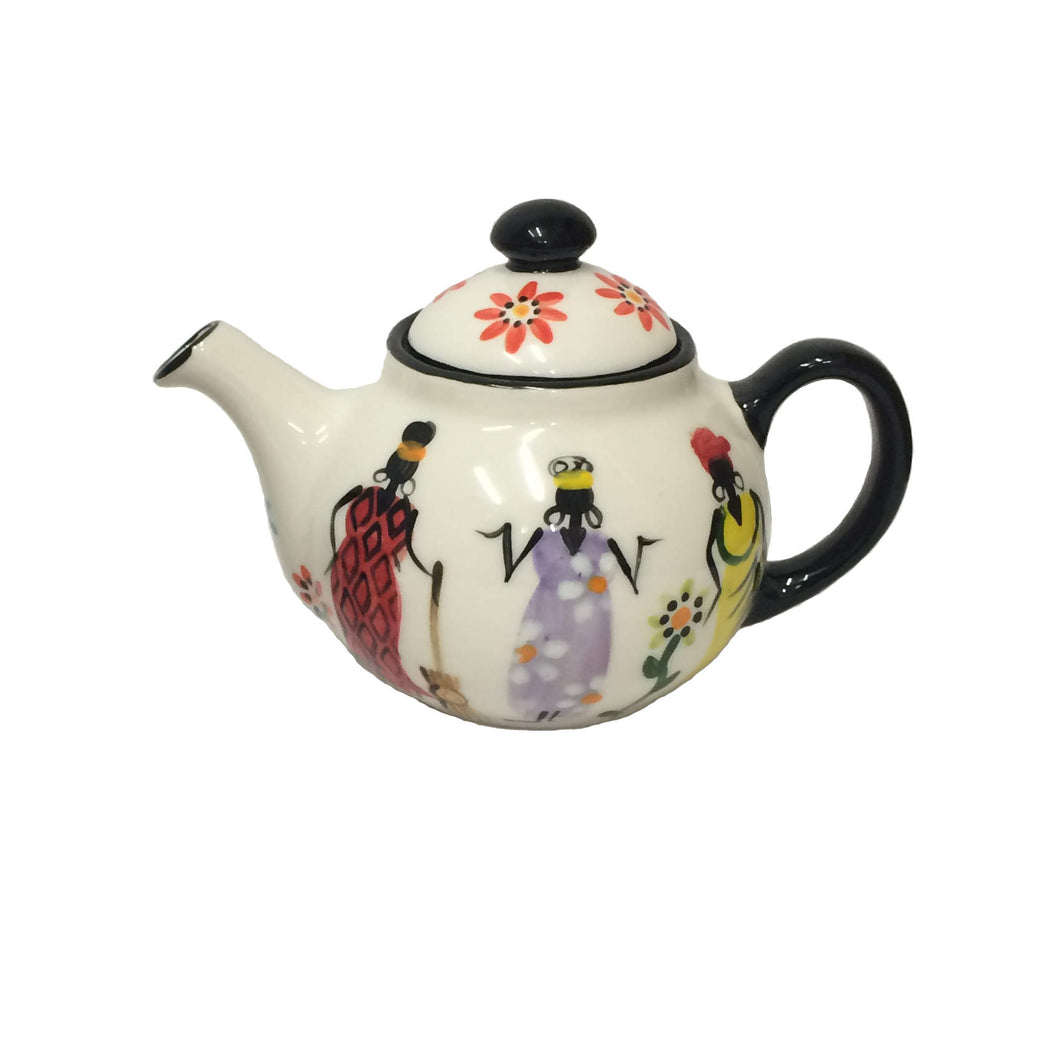 Kapula Tea Pot - Small, South Africa