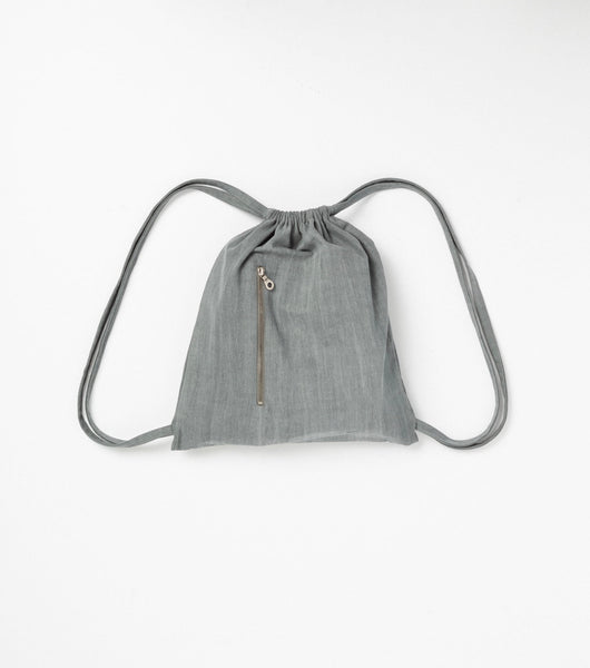 CANVAS GYM BAG - WASHED
