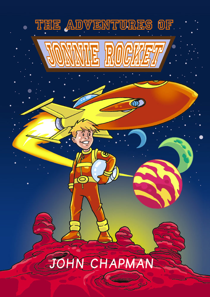 The Adventures of Jonnie Rocket - Original