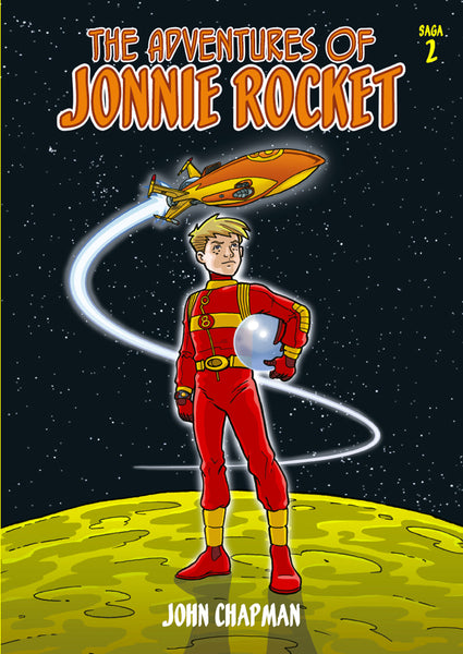 Jonnie Rocket Bundle 3 for £15