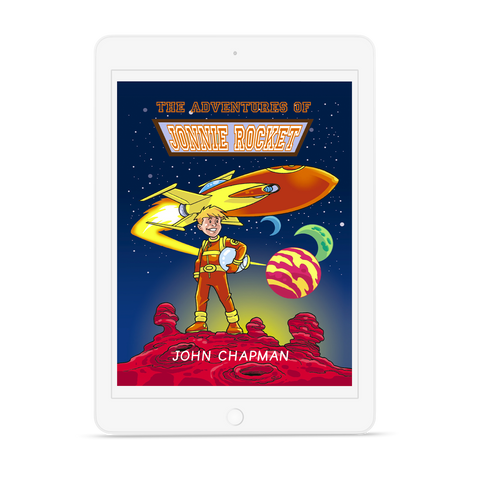 The Adventures of Jonnie Rocket - Original (ebook)