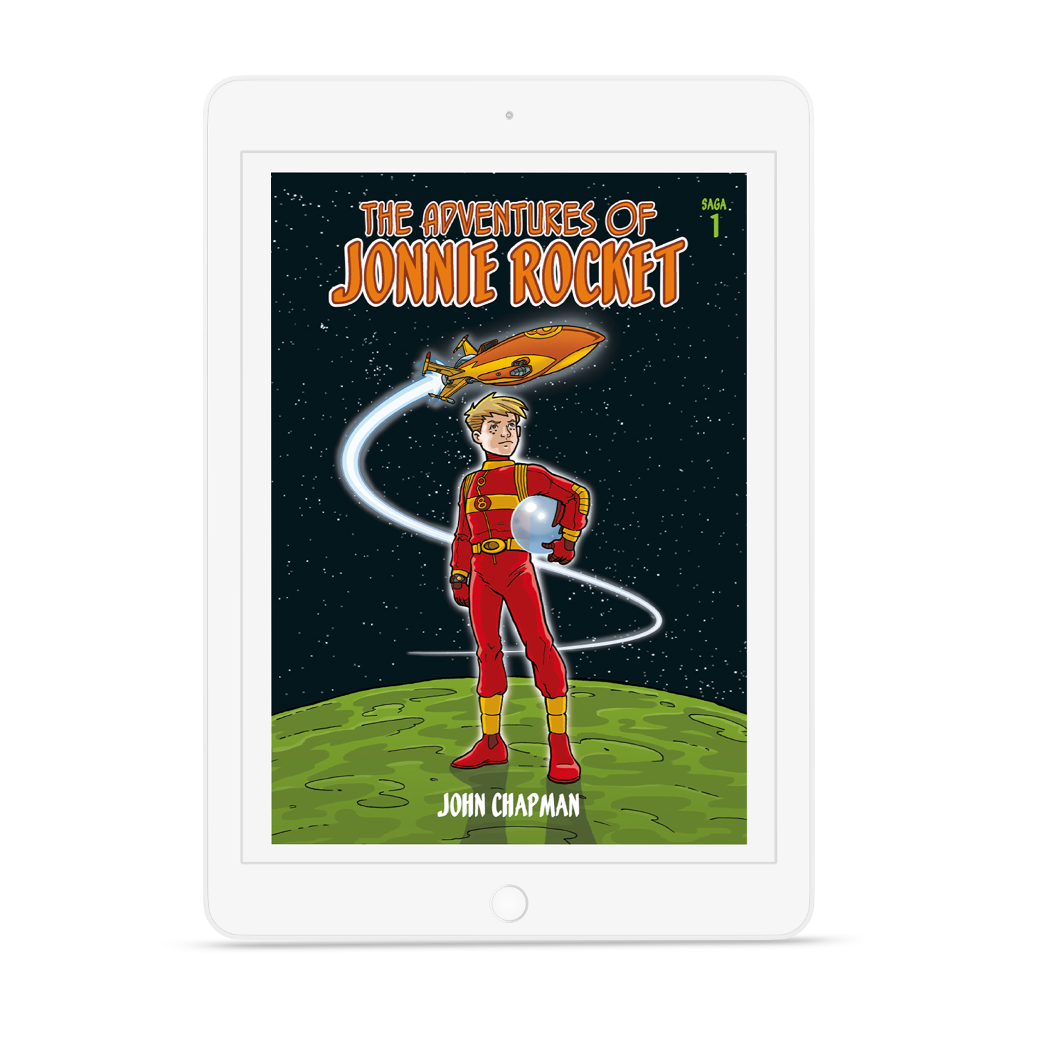 The Adventures of Jonnie Rocket - Saga 1 (ebook)