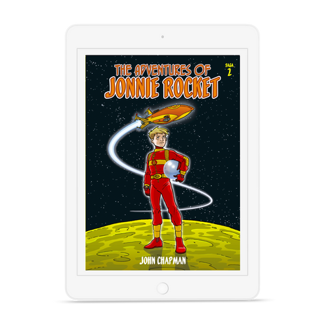 The Adventures of Jonnie Rocket - Saga 2 (ebook)