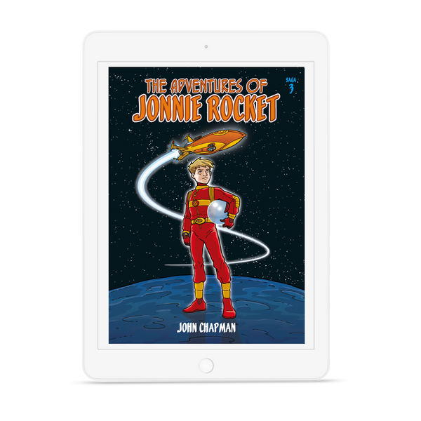 The Adventures of Jonnie Rocket - Saga 3 (ebook)