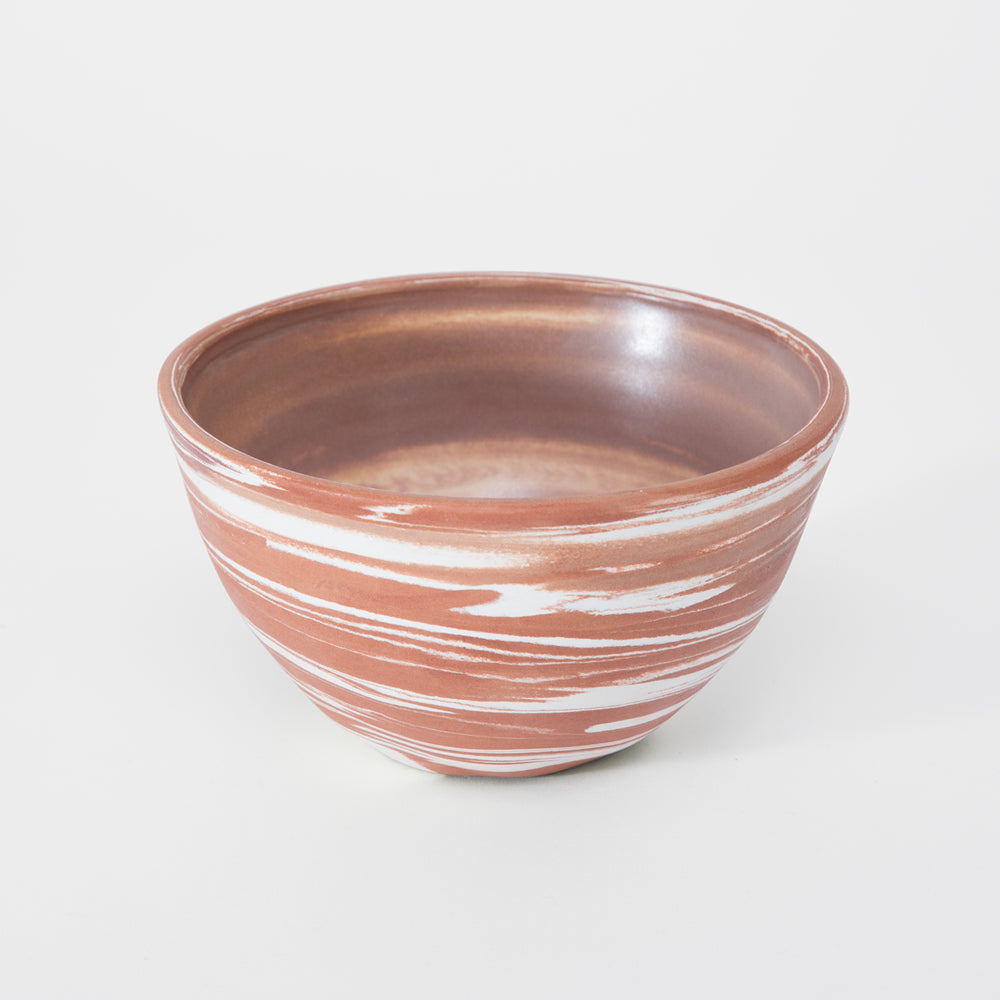 Bowl Marmolado Terracota