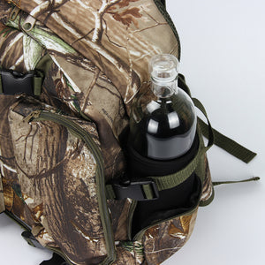 Glass Water Bottle With Protective Bag Travel