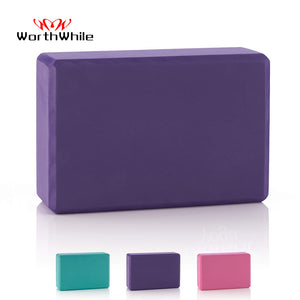 EVA Yoga Block Colorful Foam Block Brick
