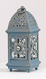 Metal European Wall Hanging Lantern