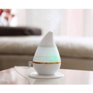 Portable Mist Ultrasonic Aromatherapy Humidifier