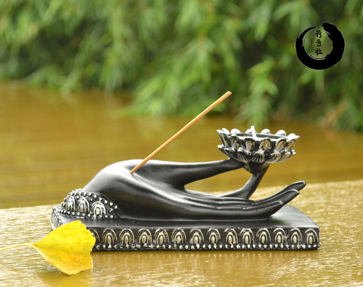 Candle Holder Ornaments Incense Burner