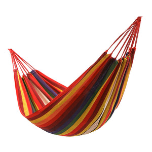 Double 200x150cm garden swings outdoor hammock