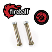 Fireball Dragon 2x Kingpin & Nut Pack