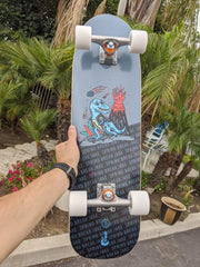 Limited Edition Spring Break Jake Artist Series Skateboard