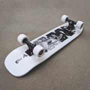 Limited Edition Eli Klemmeck Artist Series Skateboard