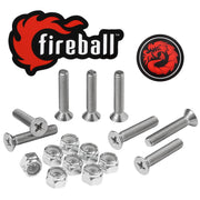 Fireball Dragon Stainless Steel Hardware Set