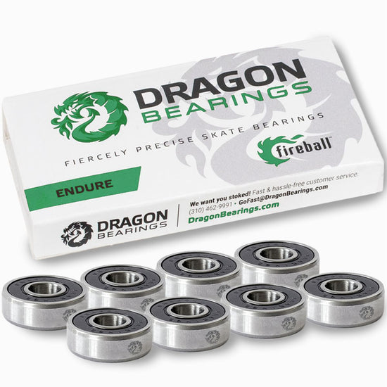 Dragon Bearings ENDURE 8 Pack