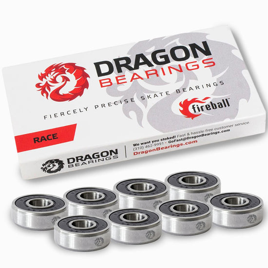 Dragon Bearings RACE 8 Pack