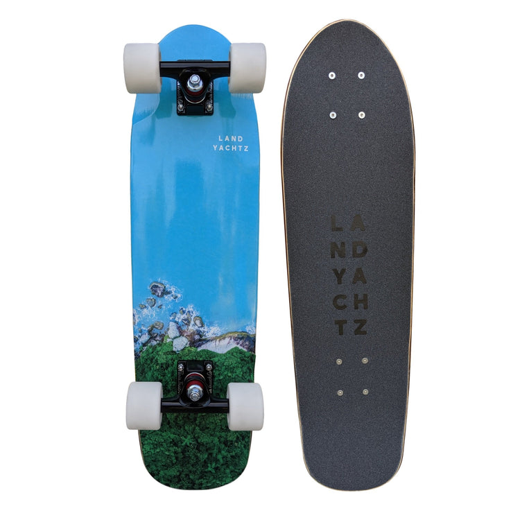 Landyachtz Dinghy Series Skateboard, Honey Island Complete