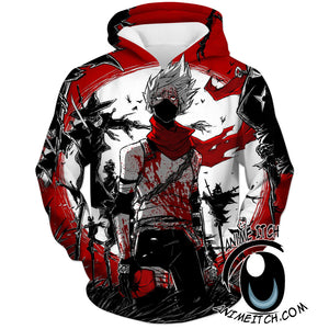 Kakashi Hoodies and Clothes Shop store