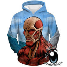 Colossal Titan Hoodie - Attack on Titan Hoodies - Printed Clothing