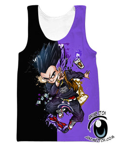 Gotenks Clothing Tank Top Gym