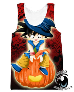 Dragon Ball Z halloween